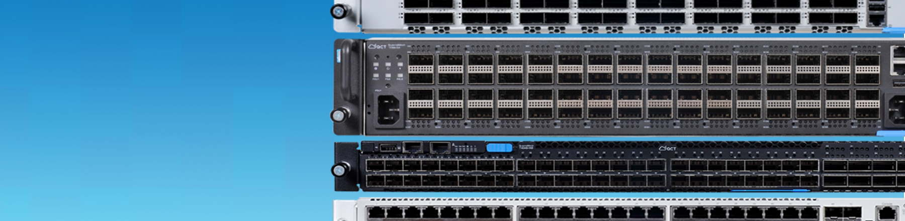 Networking - Ethernet & Bare Metal Switches