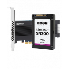 Ultrastar SN200 Series PCIe SSD 960GB